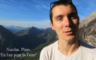 Vidéo en vol du Dauphiné Libéré !